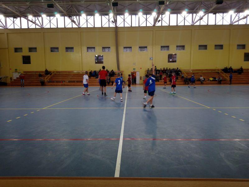 III Turniej MKS Handball Ligii Szkrabów (1)