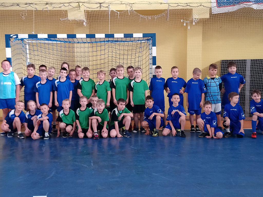 II Turniej MKS Handball Ligii Szkrabów