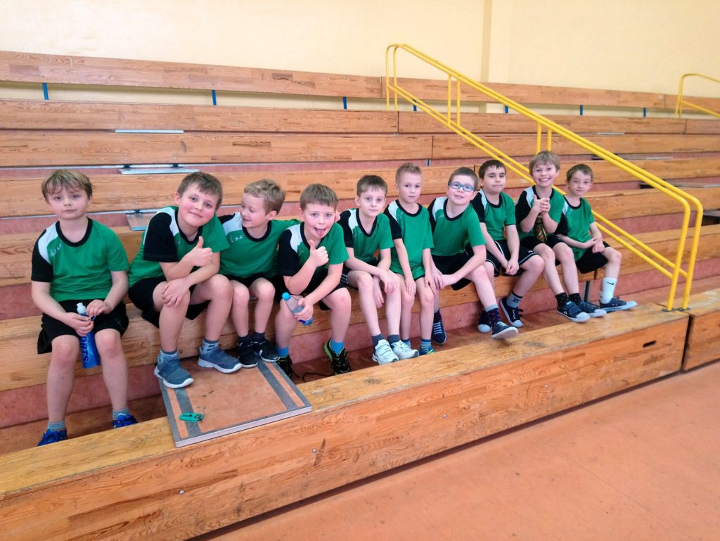 IV Turniej MKS Handball Ligii Szkrabów