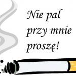 Nie pal przy mnie