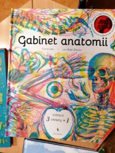 Książka Gabi8net Anatomii