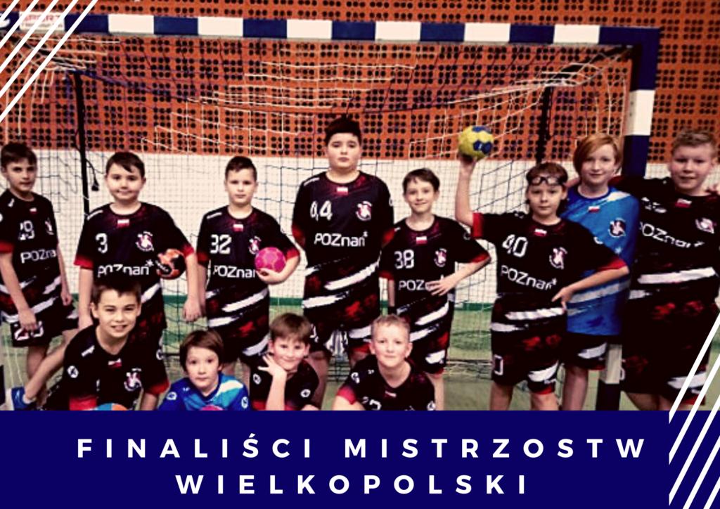 Klasa sportowa jedzie na Finały Mistrzostw Wielkopolski