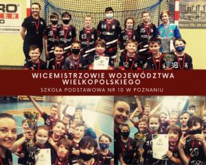II miejsce w Mistrzostwach Wielkopolski