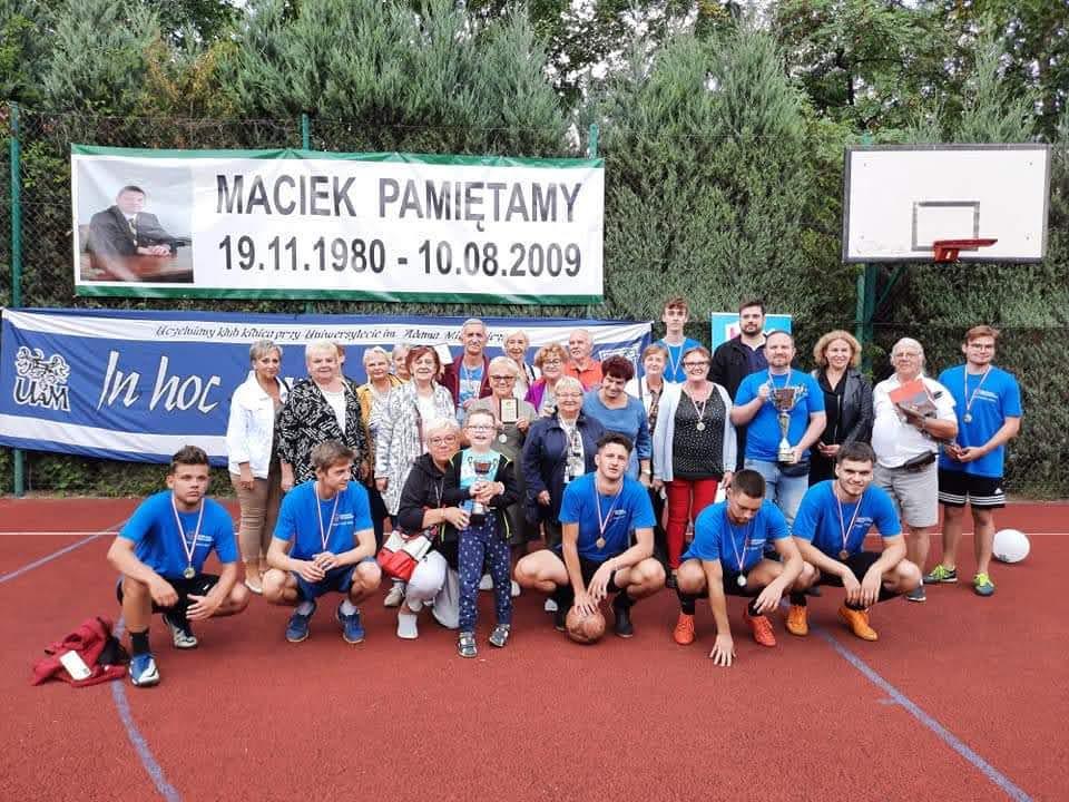 XIV turniej charytatywny im. Macieja Zawiei