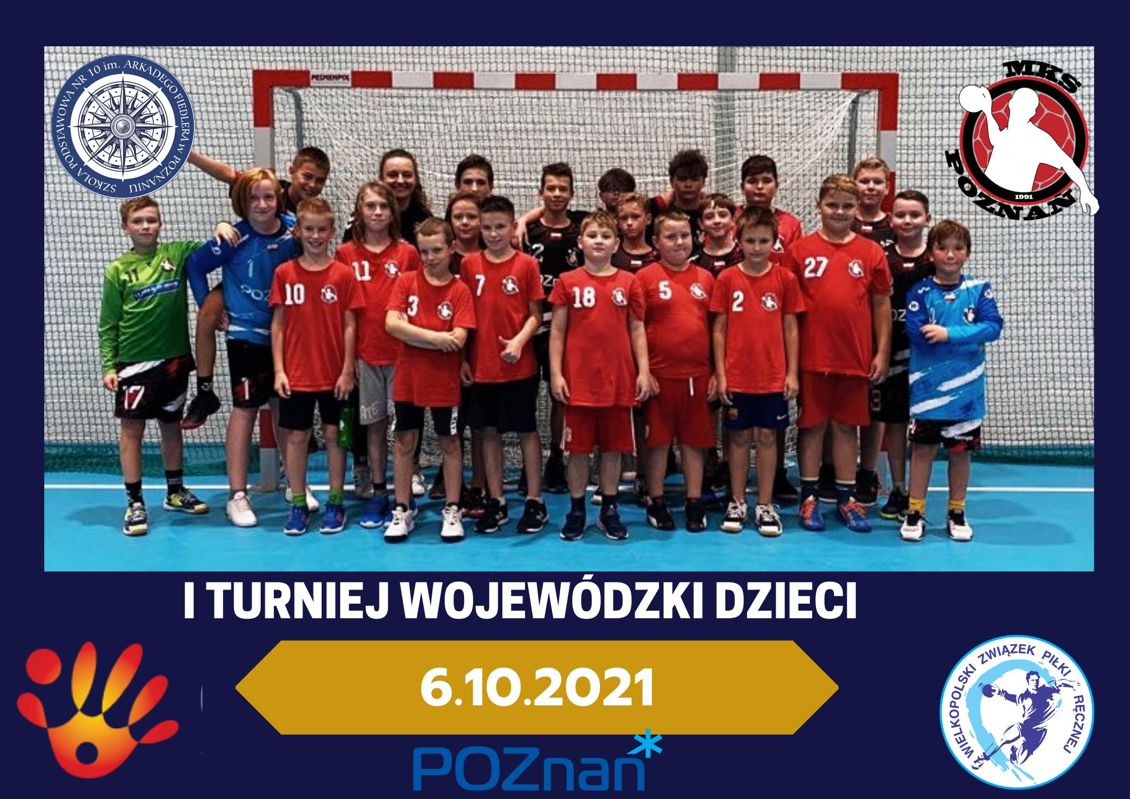 I Turniej Wojewódzki